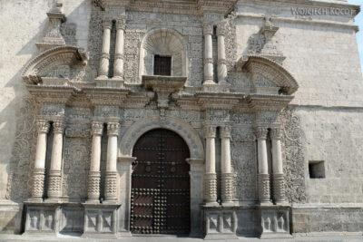 PBe134-Arequipa-Kosciół Jezuitów