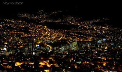 PBh123-La Paz nocą