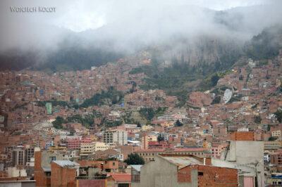 PBi007-La Paz-widok zdachu hotelu Milton