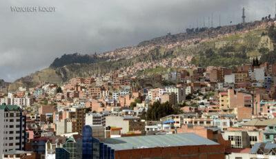 PBi020-La Paz-widok zdachu hotelu Milton
