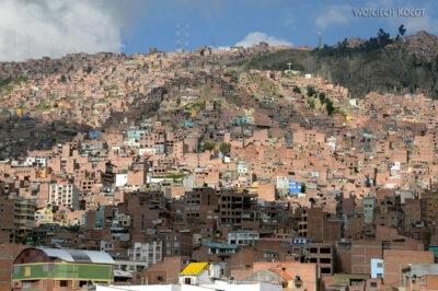PBi023-La Paz-widok zdachu hotelu Milton