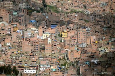 PBi025-La Paz-widok zdachu hotelu Milton