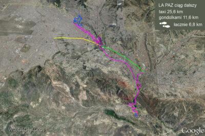 PBi142-La Paz-Mapka