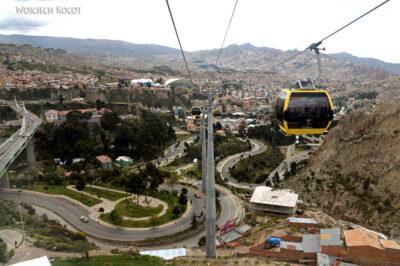 PBi148-La Paz-żółtą linią gondolki