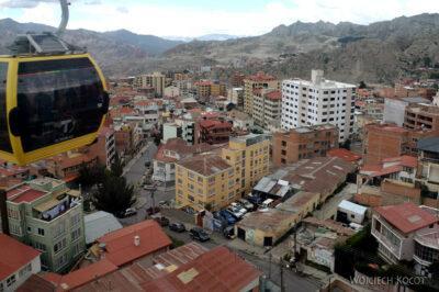 PBi154-La Paz-żółtą linią gondolki