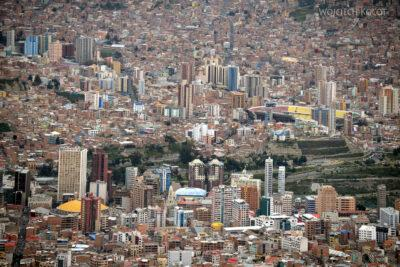 PBi162-La Paz-widoki namiasto zgondolki