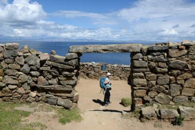 PBo054-Isla Del Sol - ruiny miasta