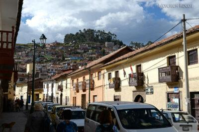 PBr118-Cusco - spacer poulicach
