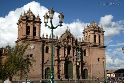 PBr151-Cusco - katedra naPlaza de Armas