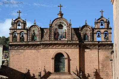 PBr152-Cusco - katedra naPlaza de Armas