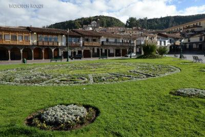 PBr157-Cusco - katedra naPlaza de Armas