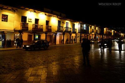 PBr278-Cusco nocą