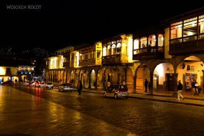PBr279-Cusco nocą