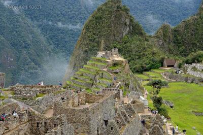 PBw018-Pośród ruin Machu Picchu