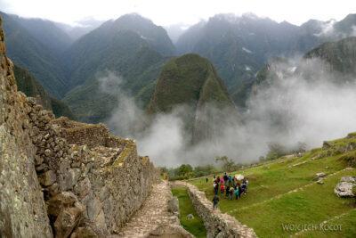 PBw021-Pośród ruin Machu Picchu