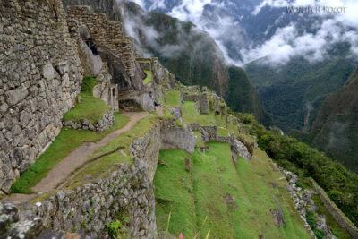 PBw063-Pośród ruin Machu Picchu