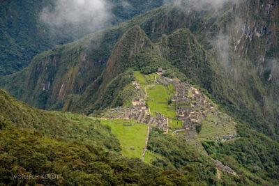 PBw089-W drodze naszczyt Machu Picchu