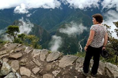 PBw095-Kwa naszczycie Machu Picchu