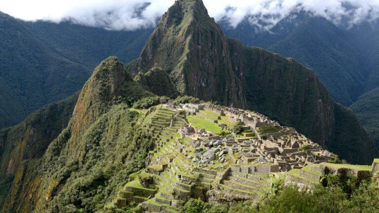 PBw147-Pośród ruin Machu Picchu