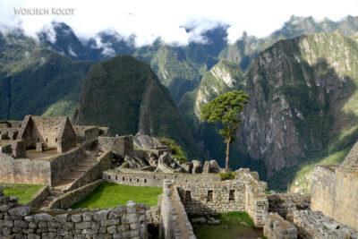 PBw175-Pośród ruin Machu Picchu
