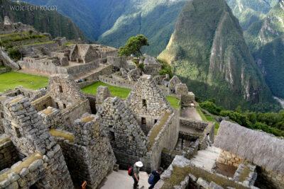 PBw177-Pośród ruin Machu Picchu