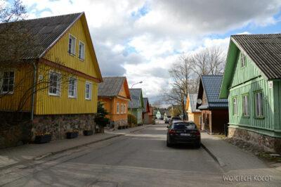 BałtA034-Troki-domy Karaińskie