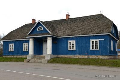 BałtA047-Troki-domy Karaińskie