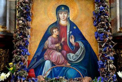 BałtA059-Troki-Kościół NMP-Cudowny Obraz