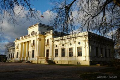 BałtA073-Pałac Tyszkiewiczów podWinem