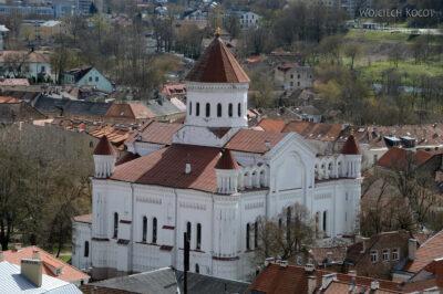 BałtB096-Wilno--Cerkiew Ortodoksyjna