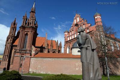 BałtB162-Wilno--Pomnik Mickiewicza