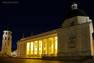 BałtB401-Wilno-Katedra Św. Stanisawa