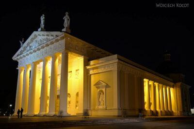 BałtB402-Wilno-Katedra Św. Stanisawa