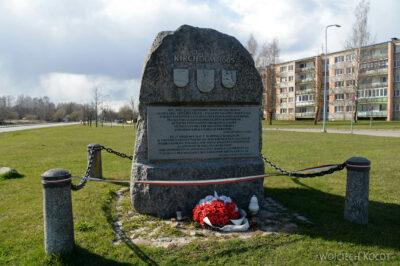 BałtC061-Kirholm pomnik