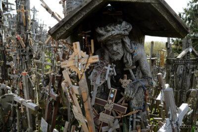 BałtD009-Góra Krzyży koło Szawle