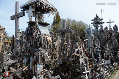 BałtD012-Góra Krzyży koło Szawle