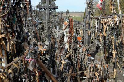 BałtD013-Góra Krzyży koło Szawle