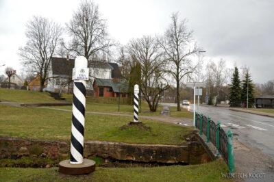 BałtD138-Valga-granica wśrodku miasta