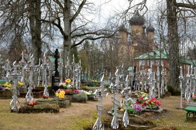 BałtE082-Kureme-Cmentarz