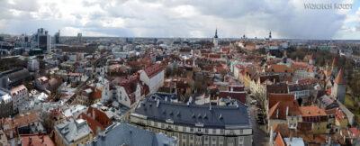 BałtF163-Tallinn-Widok zwieży Katedry