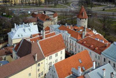 BałtF175-Tallinn-Widok zwieży Katedry