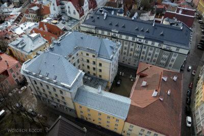 BałtF178-Tallinn-Widok zwieży Katedry