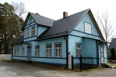 BałtG072-Park Lahemaa-drewniane domy