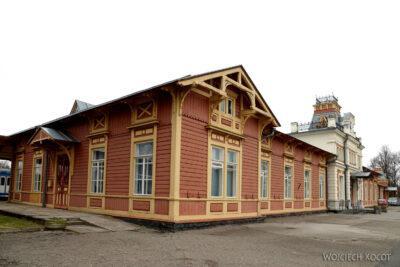 BałtH021-Haapsalu-zabytkowy dworzec kolejowy