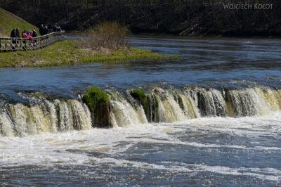 BałtJ092-Kuldiga-Wodospad Venta