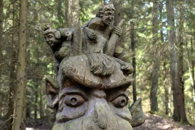 BałtK147-Juodkrante-Góra Czarownic