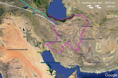 Irnb002-Iran mapka