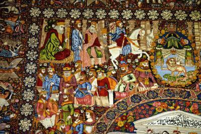 Irnc043-Teheran-W muzeum Dywanów
