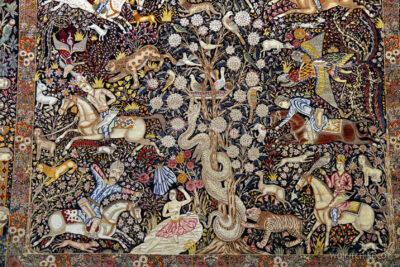 Irnc047-Teheran-W muzeum Dywanów