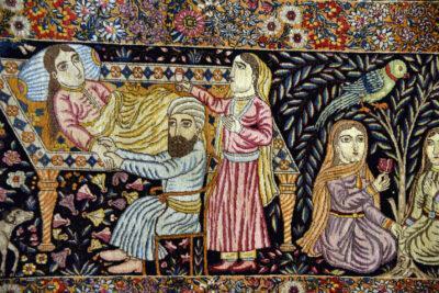 Irnc049-Teheran-W muzeum Dywanów